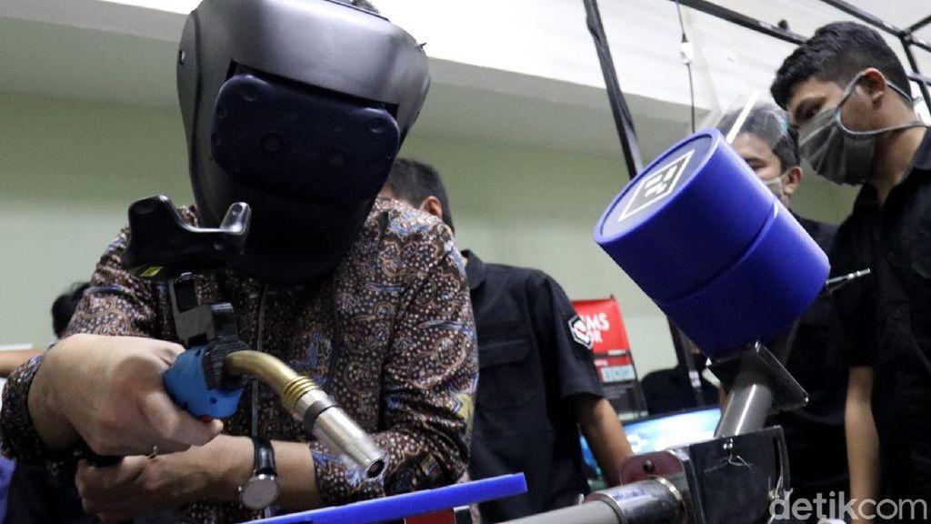 Simulator Made In Bandung Siap Dieskpor ke Pasar Internasional