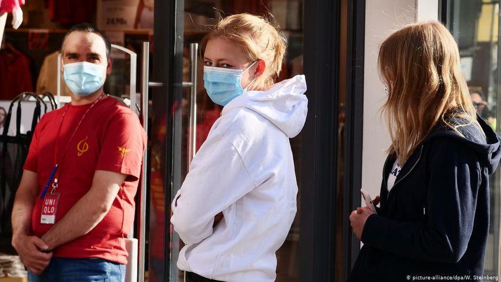 Survei Corona Jerman: Kaum Muda Paling Terpukul Secara Ekonomi