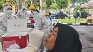 Deteksi Dini Corona, Pemprov Riau Gelar Tes Swab Massal untuk ASN