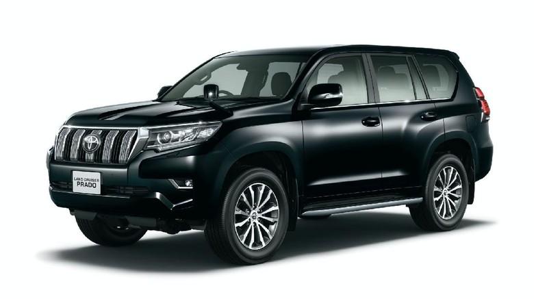 Toyota Land Cruiser Prado JDM