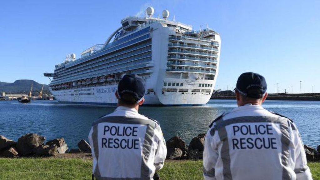 Wabah Corona Ditemukan Kembali di Dua Kapal Pesiar Setelah Beroperasi