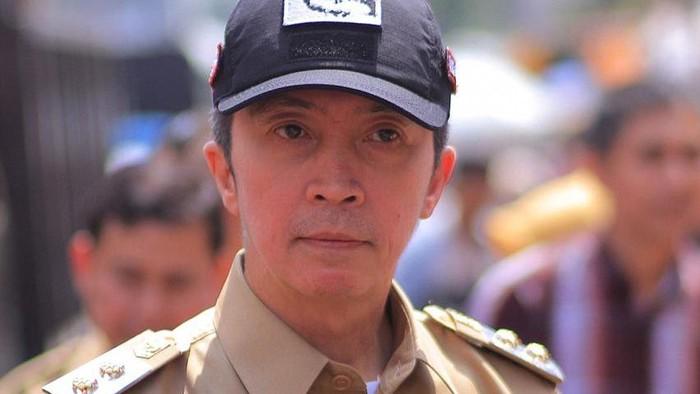 Wakil Wali Kota Bogor Dedie Rachim