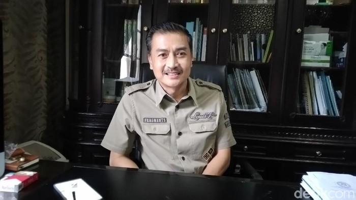 Wali Kota Salatiga, Yulianto, Selasa (4/8/2020).
