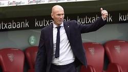 Top! Zidane Jadi Pelatih Terbaik Dunia, Ungguli Klopp-Guardiola