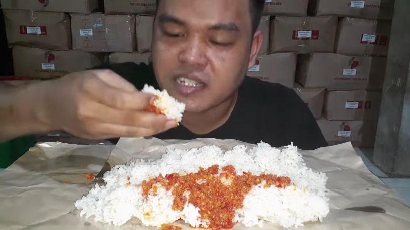 Afi Udin Mukbang