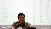 Airlangga Singgung Ganjil-Genap usai Anies Perketat PSBB Jakarta