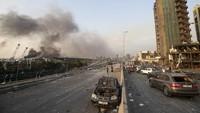 13 Fakta Ledakan Dahsyat di Lebanon Sejauh Ini