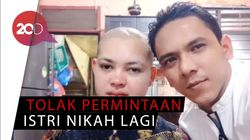 Reza Tolak Permintaan Istri yang Kanker Otak Agar Nikah Lagi