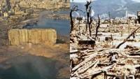 Membandingkan Hiroshima-Nagasaki dengan Ledakan di Lebanon