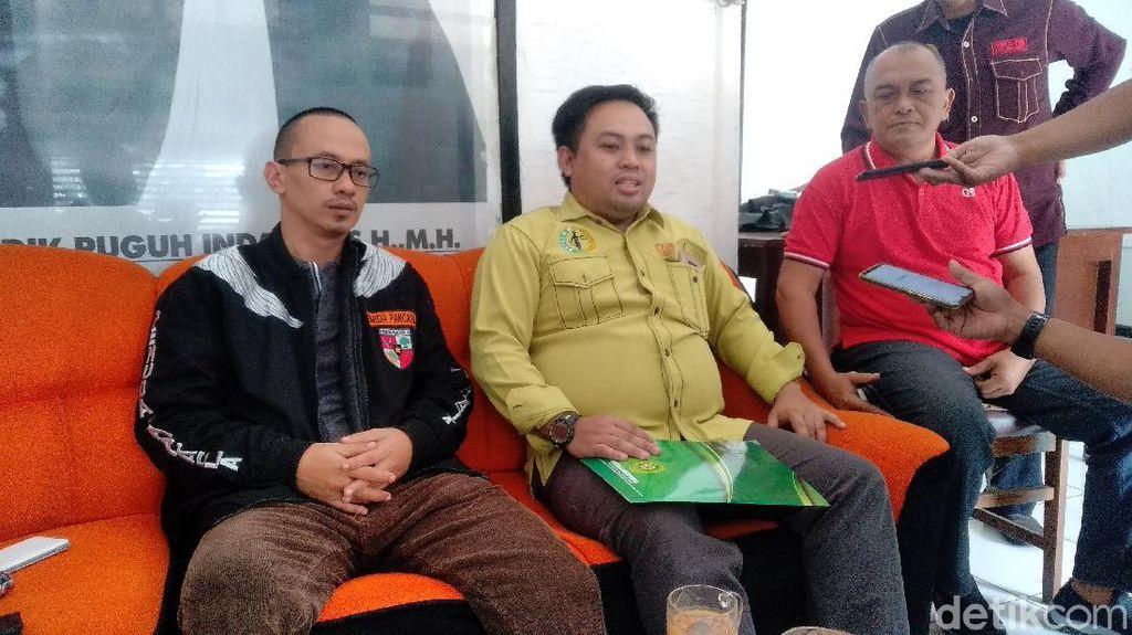 Jelang Musda, Fungsionaris Partai Somasi Ketua Golkar Pangandaran