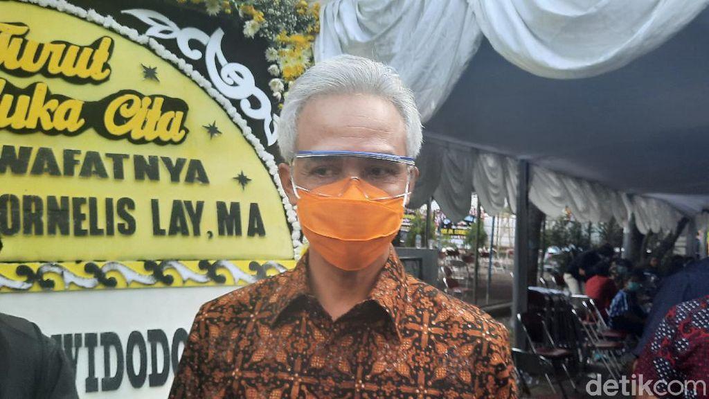 Acara Doa Pernikahan di Solo Diserang Massa, Ganjar: Tindak!