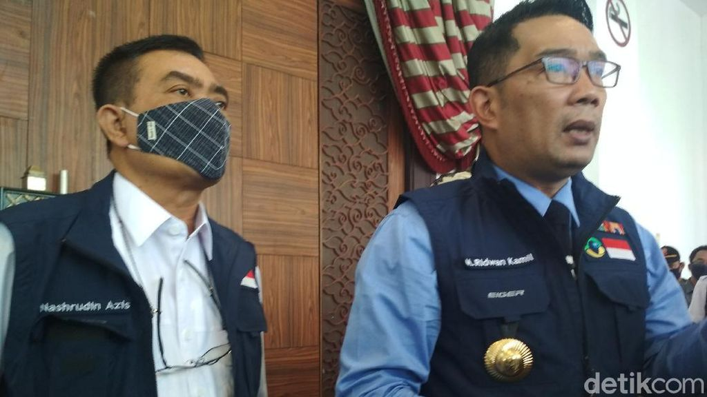Ridwan Kamil Siap Jadi Relawan Uji Vaksin Sinovac