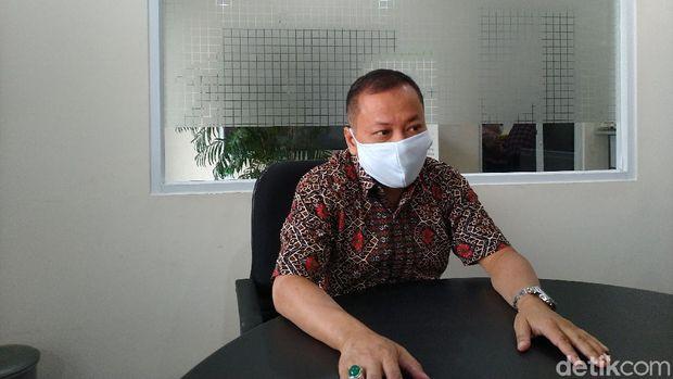 Direktur Utama PT Saraka Mandiri Semesta, Gucci Andrianno