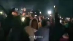 Geger Video Puluhan Pendaki Dugem, TNG Rinjani Tutup Savana Propok