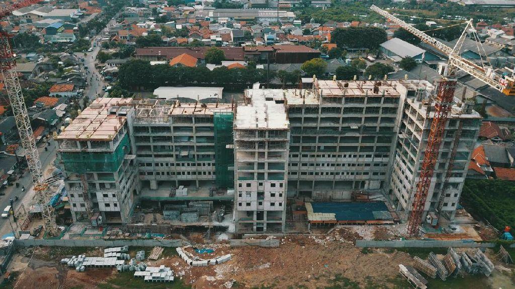 Hutama Karya Terapkan Teknologi BIM di Proyek Aspena Residence