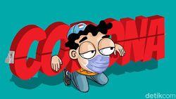 Satgas: Efek Pandemi Corona Akan Dirasakan hingga Beberapa Dekade