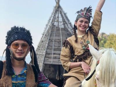 Celebrity On Vacation: Liburan ala Indiana di Padalarang