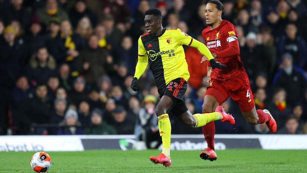 Ismaila Sarr Dulu Jadi Mimpi Buruk Liverpool, Kini Diincar The Reds