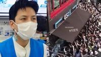 Heboh! Ji Chang Wook Bikin Penggemar Padati Minimarket Tempatnya Syuting