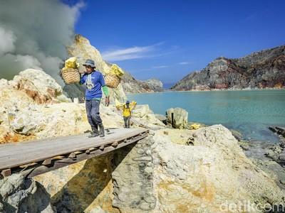 Geopark Ijen Resmi Diusulkan UNESCO Global Geopark