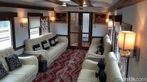 KA Wisata Operasikan Kereta Tematik Bagi Rombongan Wisatawan