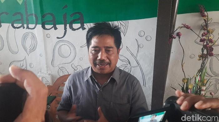 Ketua PIH Unair Suko Widodo