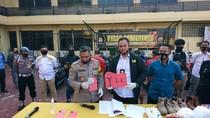 Gasak 21 Motor, Kawanan Pencuri di Cilegon Ditangkap Polisi