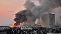Israel Tawarkan Bantuan ke Lebanon Usai Ledakan Besar di Beirut