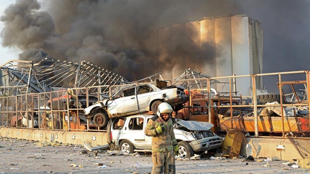 Satu Warga Australia Tewas dalam Ledakan di Lebanon
