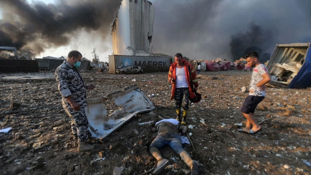 PM Lebanon Memburu Aktor di Balik Ledakan di Beirut
