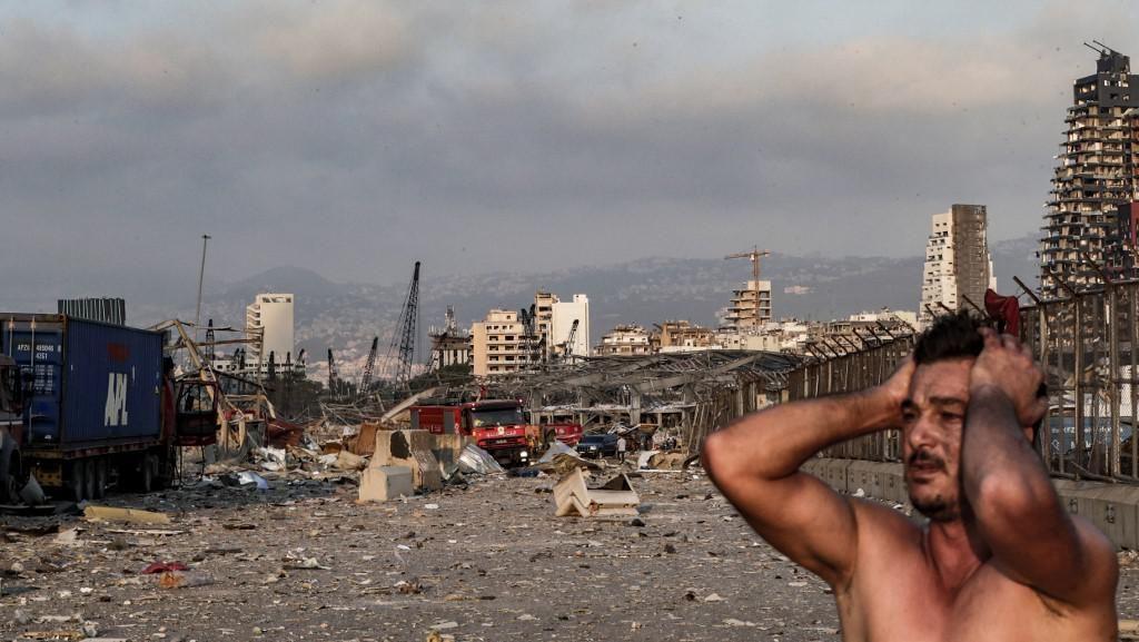 Ledakan Dahsyat di Beirut, #PrayForLebanon Menggaung