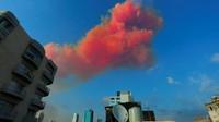 Kehancuran dan Kekacauan Akibat Ledakan di Lebanon dalam Rangkaian Foto