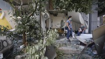 WHO: Akibat Ledakan Beirut, 50 Persen Fasilitas Kesehatan Tidak Berfungsi