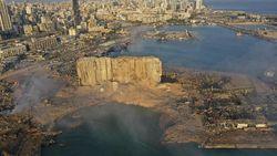 Ucapan Duka untuk Ledakan di Lebanon: Dari PBB Hingga Negara Musuh