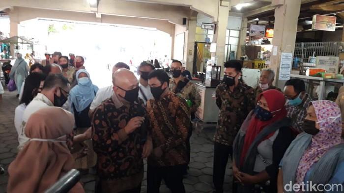 Menkop UKM Teten Masduki kunjungan ke Yogyakarta