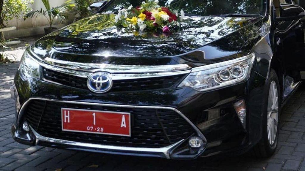 Toyota Camry Wali Kota Semarang Bisa Dipinjam untuk Nikahan, Syaratnya Gampang