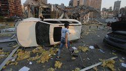 Dampak Ledakan di Lebanon, RS Rusak dan Terancam Kekurangan Obat