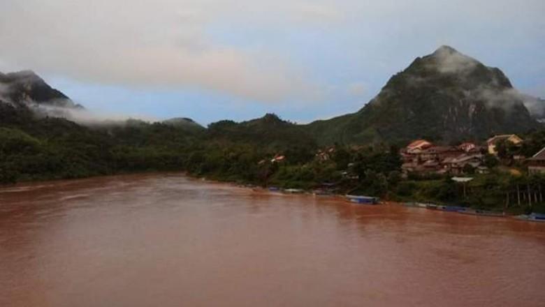 Destinasi di Laos Utara.