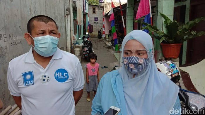 PAN DPRD DKI memasang wifi gratis di sejumlah lokasi di Kosambi, Jakarta Barat