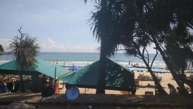 Pantai di Phuket, Thailand.