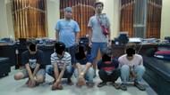 Bejat! 4 Pria di Sulsel Gilir Gadis Usai Rekam Hubungan Badan dengan Pacar