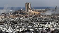 Ledakan di Lebanon, Pejabat Pelabuhan Beirut Jadi Tahanan Rumah