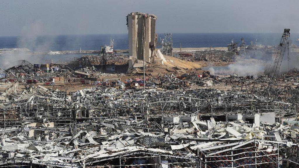 Direktur Pelabuhan Beirut Hassan Koraytem Ditangkap Terkait Ledakan di Lebanon