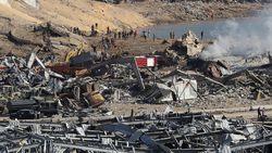 Ledakan di Beirut, Menlu AS Telepon PM Lebanon Tawarkan Bantuan