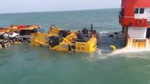 Berbahaya, Kemenhub Wajibkan Pemilik Angkat Kerangka Kapal Tenggelam