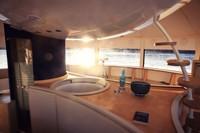 Harga satu malam di pod ini berkisar lebih dari $330, dan jika ingin memilikinya secara pribadi bisa membeli dengan harga $535.000.