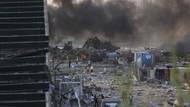 Cerita Ngeri Korban Ledakan di Lebanon Selamatkan Diri dari Reruntuhan