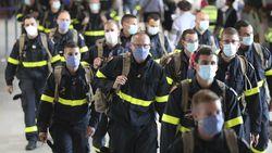 Video Kesibukan Relawan dari Penjuru Dunia Pasca Ledakan Dahsyat di Lebanon