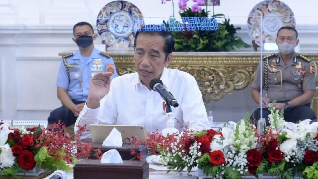 Jokowi Tak Ingin Pilkada 2020 Jadi Klaster Baru Covid-19