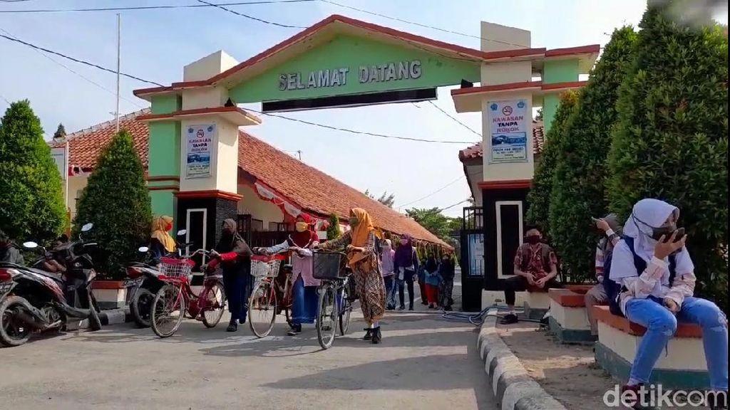 SMP di Brebes Sekolah Tatap Muka Sembunyi-sembunyi, Gustu COVID-19 Maklum